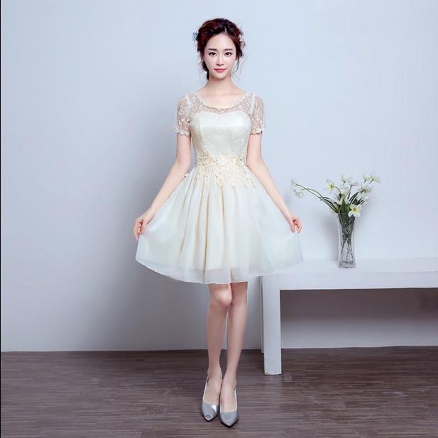Modest Formal Womens Sexy Dresses Beautiful Evening Wear -7284