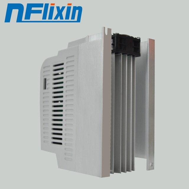 VFD 380V 4KW AC 380V 1.NFLIXIN 380V 4KW vecteur variateur de fréquence 3 phases régulateur de vitesse onduleur moteur