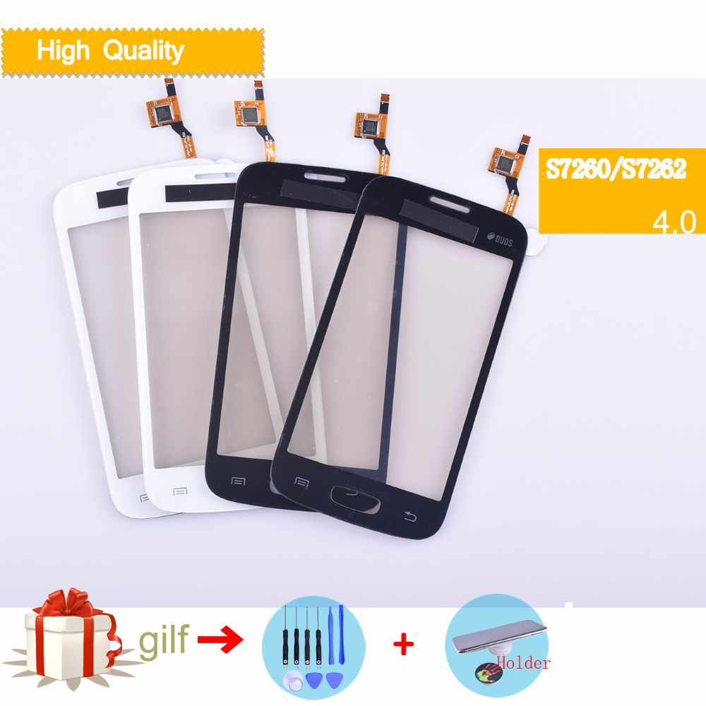 ⓪For Samsung Galaxy Star Pro S7262 Touch Panel GT-S7262 S7260 GT ...