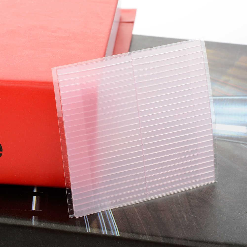 2 taschen Faser Doppel Seite Adhesive Unsichtbare Augenlid Aufkleber Technische Augen Tapes 104 stücke