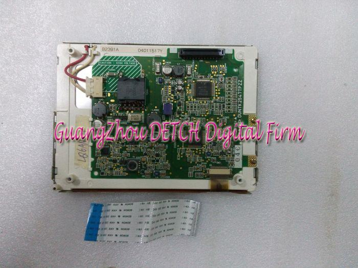 Industrial display LCD screen6-inch   LQ6AN101 LCD screen used original lq6an101 5 6 inch lcd display panel 320 234 free delivery