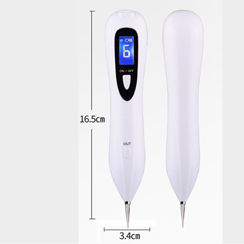 3 color Dark Spot Remover Mole Tattoo Removal Machine Laser Plasma Pen Face Skin Facial Freckle Tag Wart Removal Beauty Care -2