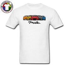 Turbine Miata Car Classic T-shirts JDM Japanese White Fashion Cars 3D Print Tshirt For Men Fathers Day High Quality Sweatshirt