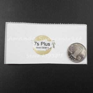 "Image 5 - לגרד את מדבקה באיכות גבוהה 1000 יחידות 25*25 מ""מ 1 ""צבע זהב עגול ריק עבור קוד סודי כיסוי משחק בית חתונה"