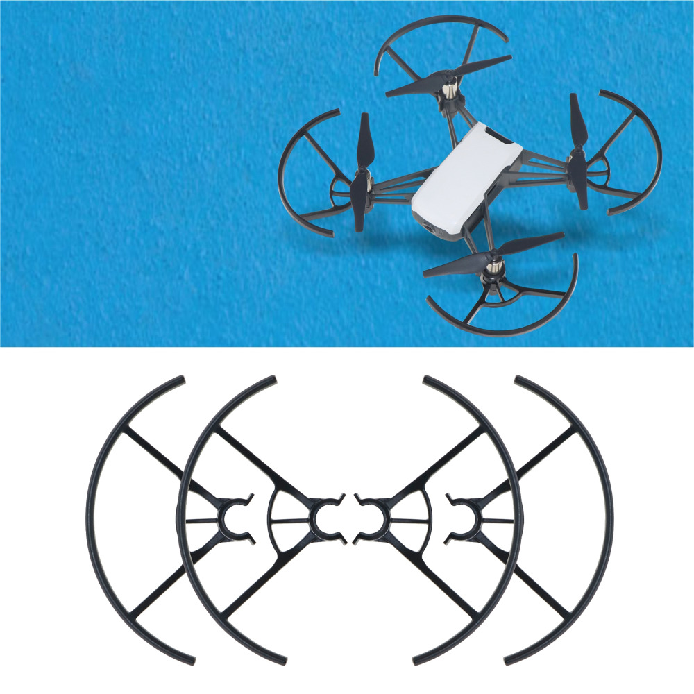 4pcs Quick Release Propeller Guard Protector for DJI Ryze Tello FPV Drone Quadcopter Prop Bumper Accessories Propeller Guards4pcs Quick Release Propeller Guard Protector for DJI Ryze Tello FPV Drone Quadcopter Prop Bumper Accessories Propeller Guards