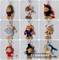 10CM Boutique Pendant NICI Sheep Cute Pendant Plush Toy Keychain Mobile Phone Pendant ,Kids Nici Christmas Toys