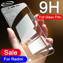 ZLNHIV for xiaomi redmi note 7 6 5 4 s2 protective glass phone screen protector 4X 5A plus 6A pro tempered