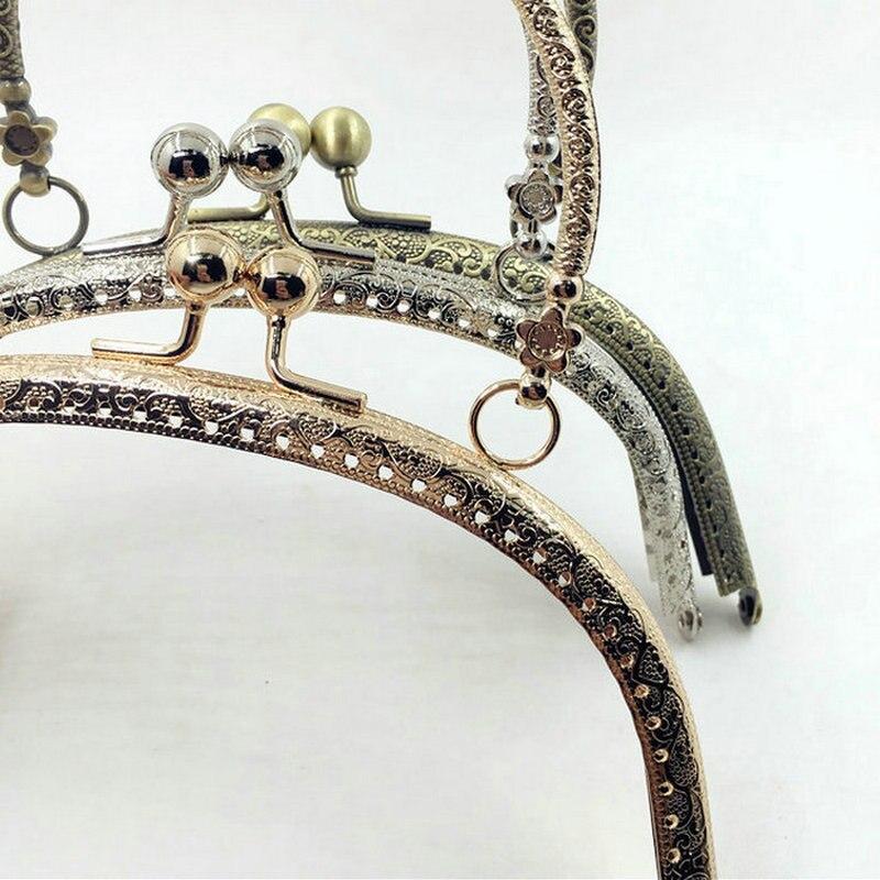16.5-Copper-F-WS-DZ bag clasp handle for handbag (5)