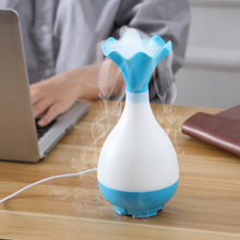 USB Air Humidifier Ultrasonic Aromatherapy Essential Oil Aroma Diffuser with LED Night Light Mist Purifier atomizer for Home цена и фото