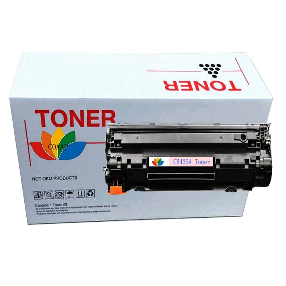 1x kompatibel hp cb435a 35a tonerkartusche für hp435a laserjet p1005 p1006 p1007...