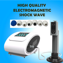 Mini Acoustic radial shock wave machine for ed treatment/newest low intensity physical similar zimmer