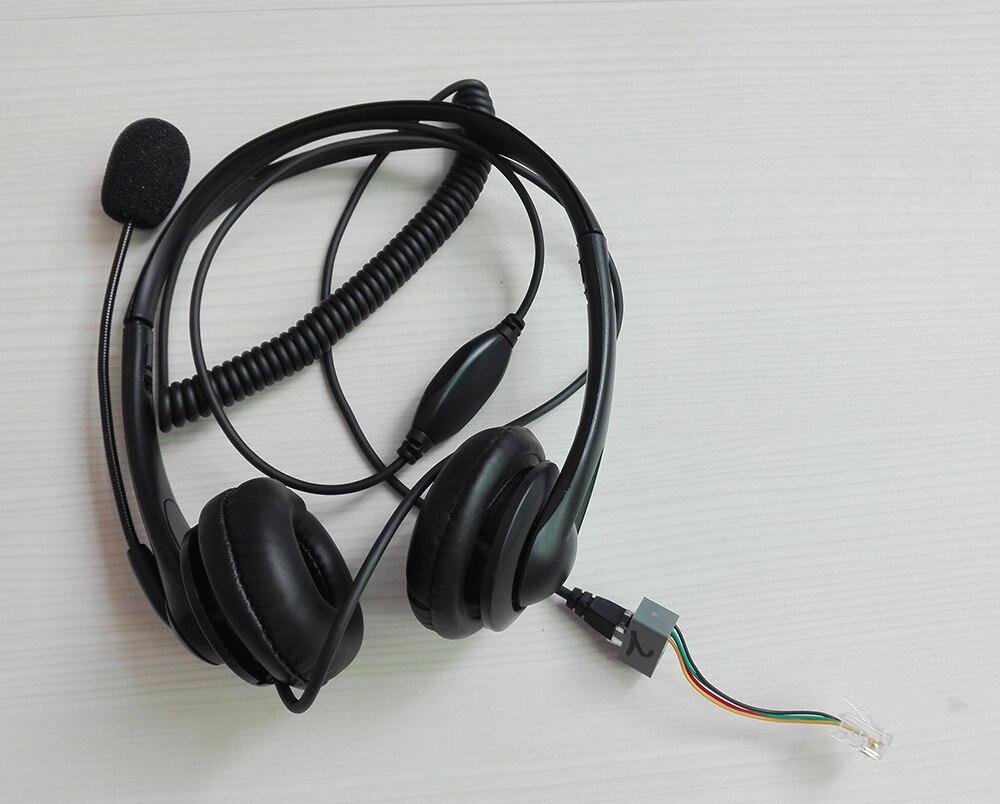 Cheap headphone mic