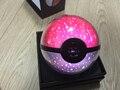 Banco de la energía para el teléfono Móvil AR juego Pokemon Pokeball Ir potencia banco 10000 Mah dual USB Banco de la Energía de Carga del teléfono Rápida LED