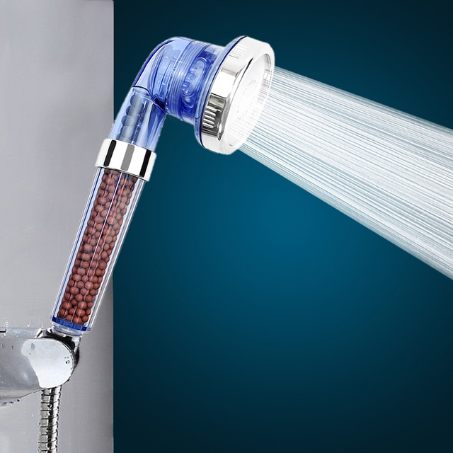 Home Improvement Handheld Water saving Bath Shower Nozzle Filter ...