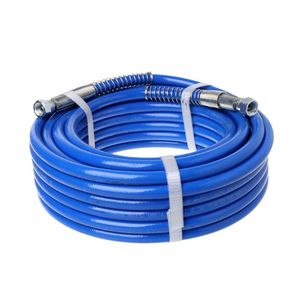 Image 1 - 15m/10m/7.5m Spray Hose Airless Hose 5000PSI High Pressure Pipe Airless Sprayer Paint Hose For Sprayer Gun Water Pipe