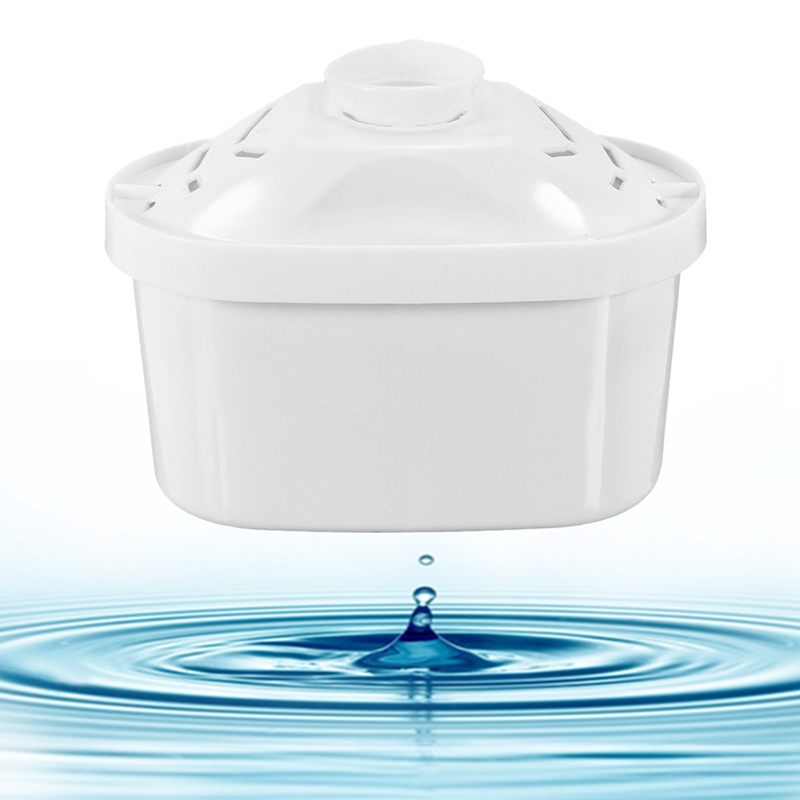 Universal Water Filter Cartridges Water Jugs Filter Element Home Purifier Cartridge For Brita Maxtra Water Jug Descaling