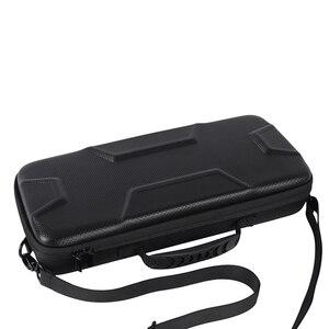 Image 2 - Sert kutu seyahat taşıma omuz saklama kutusu çantası Zhiyun pürüzsüz 4 el Gimbal sabitleyici ekstra oda aksesuarları için