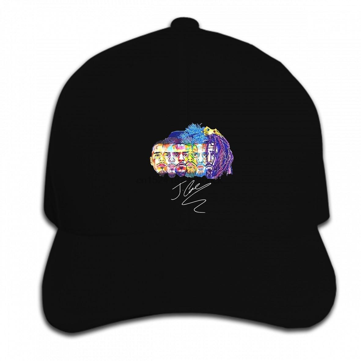 daf54ffd08223 Impresión de encargo gorra de béisbol Hip Hop de la evolución de J Cole  sombrero gorra