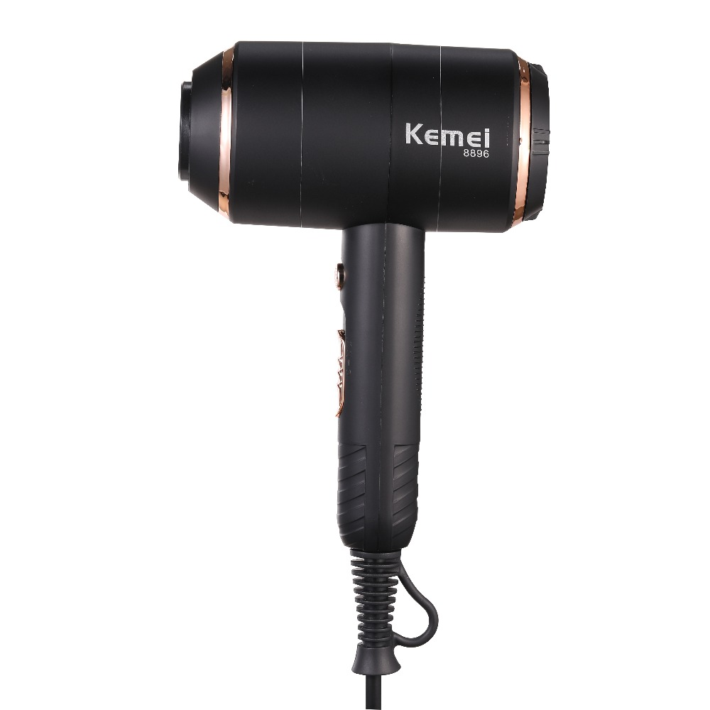 Kemei 4000W Electric Hair Dryer with Overheat Protection System New Hair Drying Machine No Hair Injury