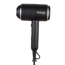 Kemei 4000W Electric Hair Dryer with Overheat Protection System New Hair Drying Machine No Hair Injury Water Ions Hair Blower
