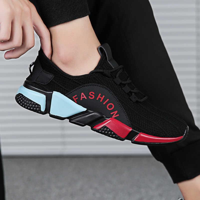 ... Cajacky Мужской Кроссовки лёгкие кроссы супер Обувь с дышащей сеткой  Мужская обувь Летняя повседневная обувь Для ... f266e3aa874