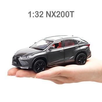 Car Model Honda Odyssey 1:32 Simulation Alloy Car Toys for Children Metal Diecasts Vehicle Kids Toys Pull Back Sound Light 21035 lego