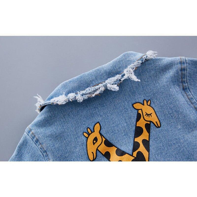 9ebf6bb195f8 2018 Infant Clothes Unisex Baby Clothing Cute Cartoon Giraffe ...