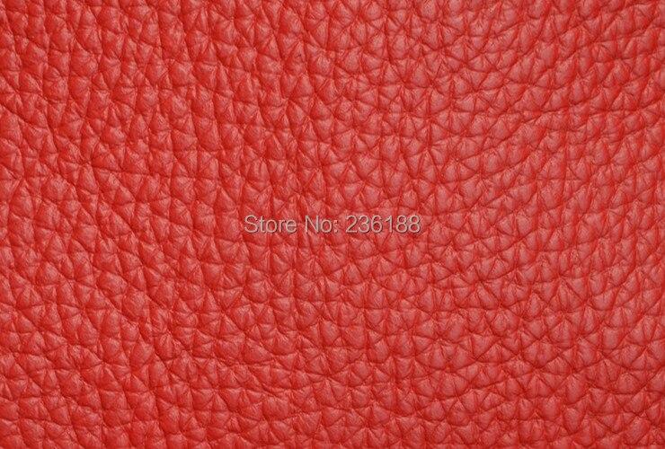 Оптовая продажа подлинный кожаный диван из коровьей кожи Ткань Материал Личи шаблон, бесплатная доставка
