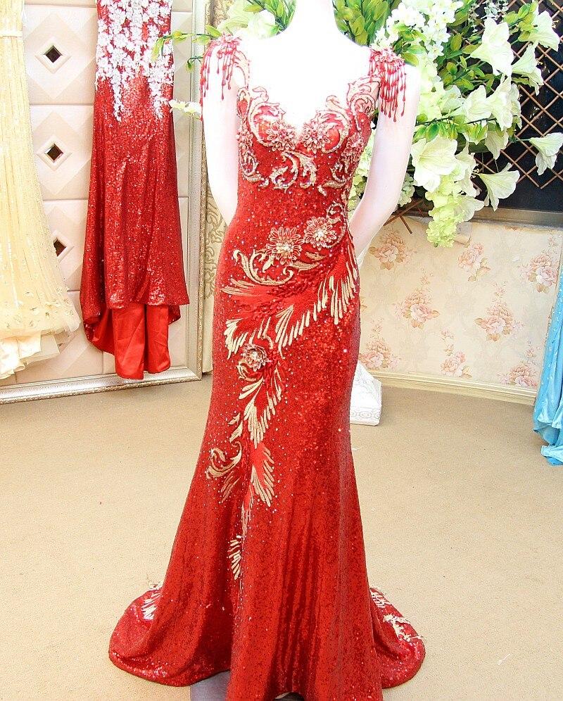 Une ligne Dubai robe de soirée sur mesure longue robe soiree 2017 femmes robes formelles robes élégantes ZX22