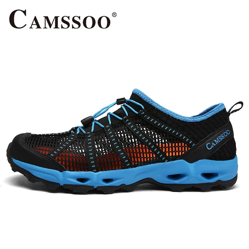 Camssoo Aqua Shoes Men New Arrival High Quality Sneakers All Match Summer Shoes AA50177 aqua aspid new