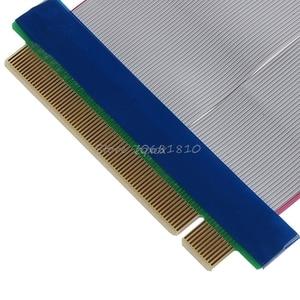 Image 5 - Pci E 16X Om 16X Riser Extender Card Adapter Pcie 16X Pci Express Flexibele Kabel Rental & Dropship