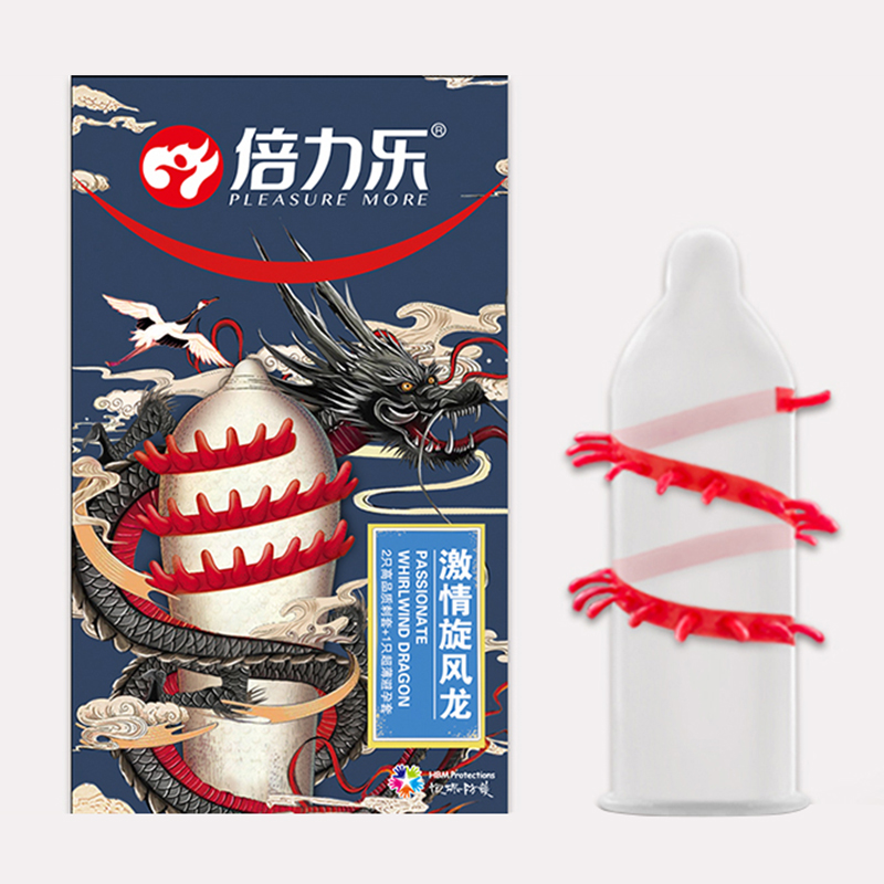 Beilile Mustache Tentacles Condoms Vagina Stimulation Passion Sex Love Irregular Spike Special Penis Sleeve Erotic Goods For Sex