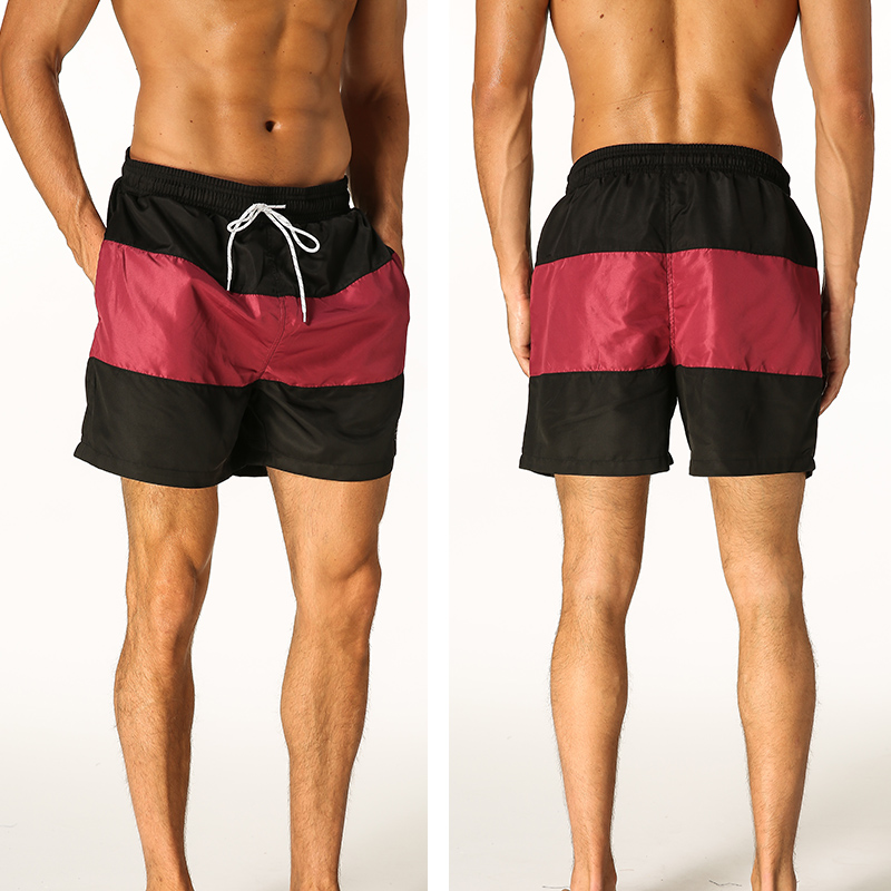 Topdudes.com - Men's Summer Quick Dry Board Beach Shorts Bermuda Swimwear