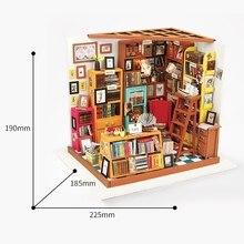 Modele do sklejania zestaw DIY domek dla dzieci i dorosłych