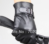 NEW Mens Real Leather Gloves Leather GLOVE Gift Accessory Nice 12pair Lot 3162