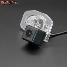 BigBigRoad Car Rear View Parking Backup Camera For Toyota Corolla 2007 2008 2009 2010 2011 2012 2013 Waterproof Night Vision bigbigroad car rear view camera for toyota previa estima night vision ccd parking backup camera waterproof