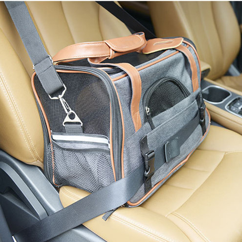 Breathable K9 Dog Backpack Carrier 3