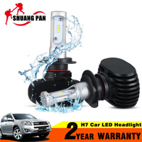 Car Headlight H7 H1 H3 H4 HB3 9005 HB4 9006 Led Auto Headlight S1 50W 8000LM