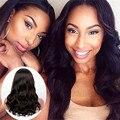 7а парик фронта шнурка полный шнурок человеческих волос парики чувство glueless полные парики шнурка человеческих волос парик