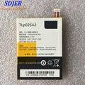 Оригинальный аккумулятор TLp025A2 2500 мАч для ALCATEL one touch OT-8008D scribe HD OT8000 8000D 6043D TCL Y710 Y900