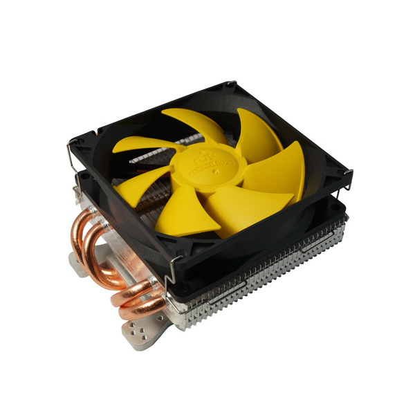 Free shipping 90mm fan 4 heatpipe VGA cooler, nVIDIA / ATI graphics card cooler cooling, VGA fan, CoolerBoss 1pcs graphics video card vga cooler fan for ati hd5970 hd4870 hd4890 hd5850 hd5870 hd4890 hd6990 hd6970 hd7850 hd7990 r9295x