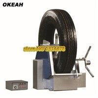 Economic Multipurpose Wheel Repairing Machine Three Side heat