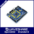 Waveshare Open103Z Стандартная плата разработки STM32F103ZET6 STM32F103 ARM и STM32 + PL2303 USB Модуль UART