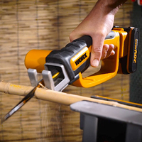 Wg894e portátil alternativo Sierras potente Wood Cúter Sierras madera eléctrica/metal Sierras S con hoja afilada carpintería cortador