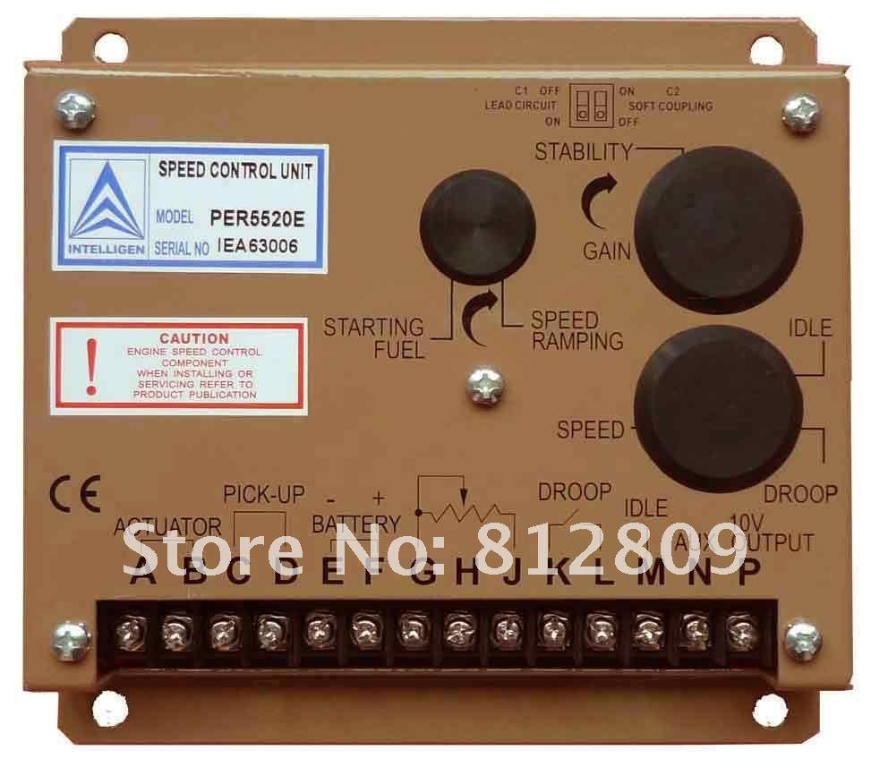 speed controller ESD5520Espeed controller ESD5520E