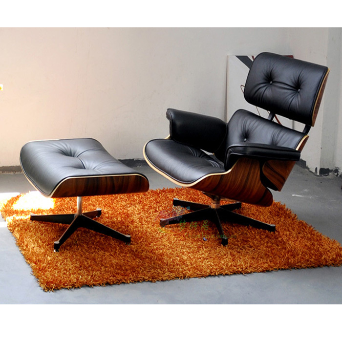... Eames chair recliner Taipan upscale European and American casual leather recliner lounge chairs office sofa recliner ...  sc 1 st  AliExpress.com & sofa recliner parts Picture - More Detailed Picture about Eames ... islam-shia.org