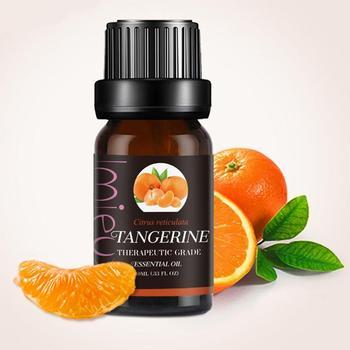 100% Pure Natural Essential Oils – 10ml Basil Tangerine Pine Needles Sandalwood
