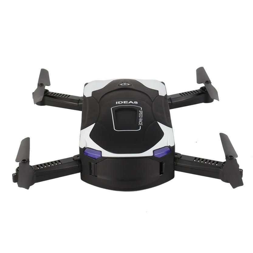 Altitude Hold HD Camera 2.0MP WIFI FPV RC Quadcopter Drone Selfie Foldable RC Quadcopter Drone  12.1 cheerson cx 20 cx20 rc quadcopter original parts sports hd dv camera 12 0mp