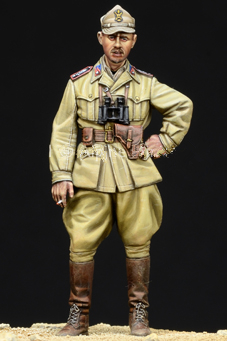 pre order-Resin toys  35123 WW2 Italian AFV Officer   Free shipping
