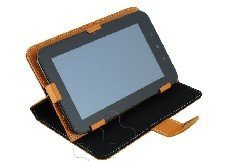 """PU Leather Carry Case Cover for 7"""" Inch Android Tablet PC MID Multi Angle"""
